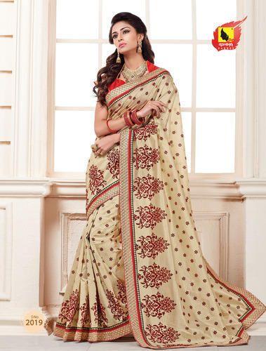 82ad68eeee Dupion Silk Saree, Ladies Silk Saree, Traditional Sarees - Ashika ...
