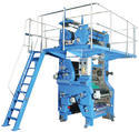 News Paper Printing Machine With Three Color Satellite