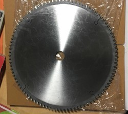 Aluminum Cutting Blade