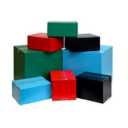 Colored Duplex Boxes