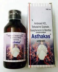 Anti Asthma Syrup, 100 ML
