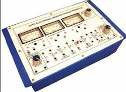 Opto Electronic Devices Characteristics Trainer Kit