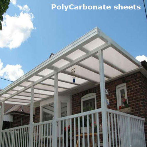 Commercial Polycarbonate Sheet