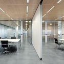 Plain Glass Partition, Shape: Rectangular