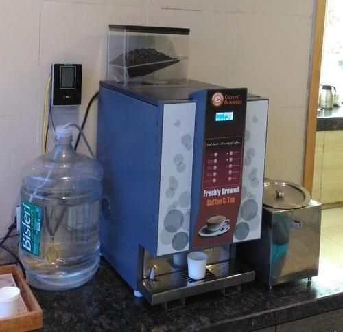 Gemini Fresh Milk Bean 2 Cup Coffee Vending Machines