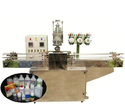 Semi Automatic Flip Top Cap Pressing Machine