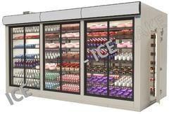 Supermarket Refrigerated Showcase