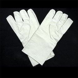Cotton Fabric Hand Gloves