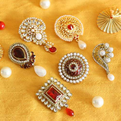 Brooches For Men Wedding Gifts Baraat Swagat