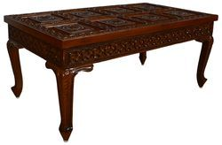 Wooden Center Tables, Lakdi Ki Center Table   Micro Art Furniture,  Bengaluru | ID: 4136414373