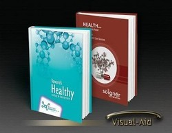 Pharma Visual Aid Book Printing Service