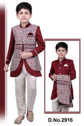 Boys Party Kids Ethnic Wear