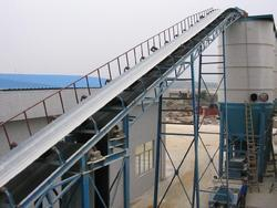 Through Belt Conveyor