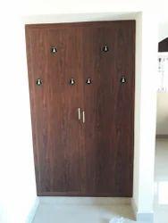 PVC Pooja Room Doors