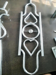 Stainless Steel Grill Dilpaan Design