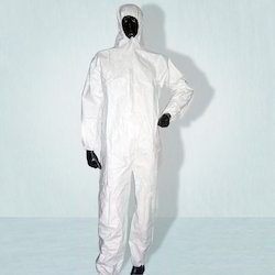 Disposables Coverall With Hood Cap