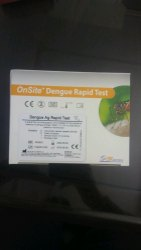 Dengue AG Rapid Test