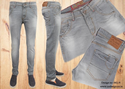Mens jeans grey