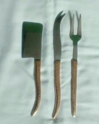Copper Hammered Cutlery