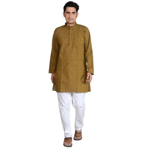 7a3ac6d62a Mens Khadi Kurta Pajama - Khadi Kurta Pyjama Manufacturer from New Delhi