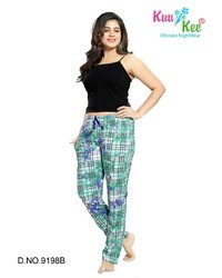 Women Hosiery KuuKee 9198 Ladies Pajama Lowers