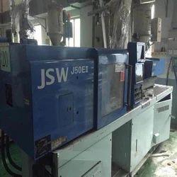 Used JSW J50E Heavy Duty Injection Molding Machine