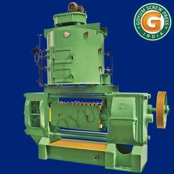 Larger Capacity Screw Oil Expeller