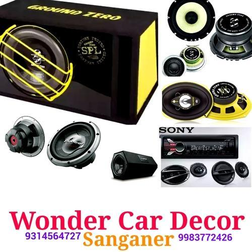 Wonder Car Decor Jaipur Retailer Of Car Accessories And Seat Cover