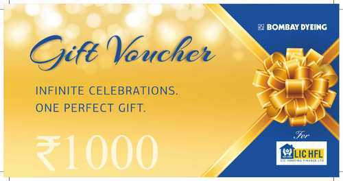 Bombay dying yellow and blue gift voucher rs 500 piece id bombay dying yellow and blue gift voucher negle Gallery
