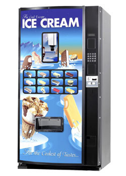 Office Scrap Ice Cream Machines Wholesale Trader From