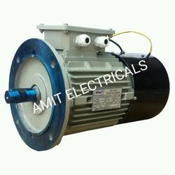 Encoder Mounted Motor