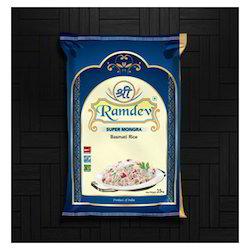 Mongra Rice Packaging Bag