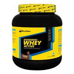 Whey Active 1Kg MuscleBlaze