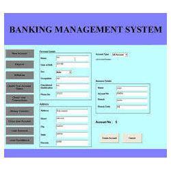 Banking Management System | H. R. Software Solutions Pvt. Ltd ...