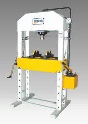 60 Ton Semi Automatic H Frame Hydraulic Press