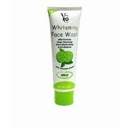 Yc Whitening Face Wash Lemon Extract