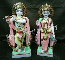Radha Krishna Morti