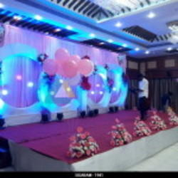 Party Decoration Services Wedding Hall Decoration in Pondicherry