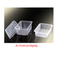 Plain Top Sealing Container