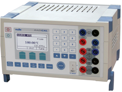 Full Featured Process Calibrator Radical