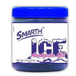 Ice Analgesic Gel 8 Oz (227g) - Regular