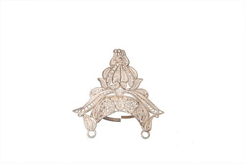 Silver Pooja Jewelry Silver Mukut Manufacturer From Baruipur