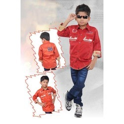 Embroidered Kids Wear
