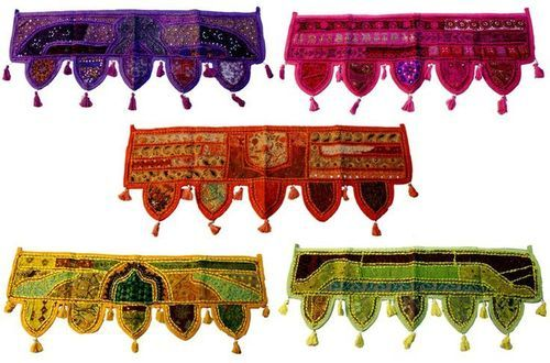 Rajasthani Handicraft Door Hanging And Toran At Rs 500