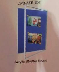 Acrylic Cover Board