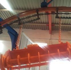 Industrial Monorail Overhead Conveyor