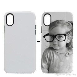 Rectangle Sublimation Mobile Cover