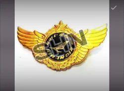 Air India Metal Badge
