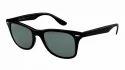 Rayban Tech Wayfarer Liteforce Sunglass Black