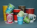 Printed Disposable Paper Coffee Cup